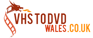 VHS to DVD Wales